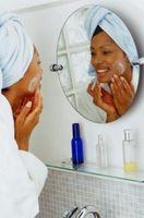 Cómo quitarse la máscara adhesiva