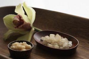 Manteca de cacao Sugar Scrub Recetas