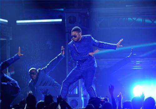 Cómo vestirse como Usher