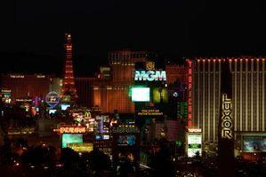 Cómo empacar para unas vacaciones en Las Vegas en octubre