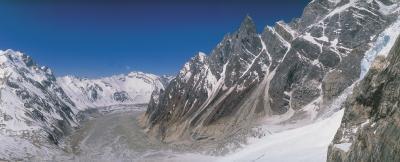 Volcanes en el Himalaya