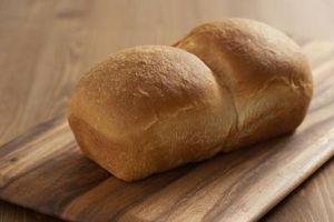 ¿Por qué Pan queden crujientes cuando se deja fuera?