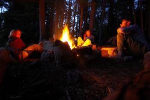 Cómo mantener a los mosquitos alejados mientras que acampa