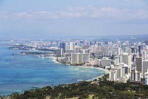 Hoteles para los militares en Honolulu, HI