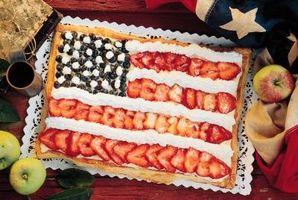Consejos para decorar un pastel igual que el EE.UU.