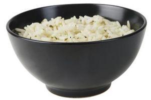 Cómo utilizar el arroz cocinado por un arroz español