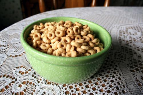 ¿Cómo se Cheerios Hecho?