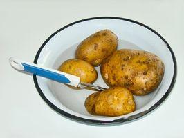 Cómo cocinar las patatas restaurante estilo hash brown