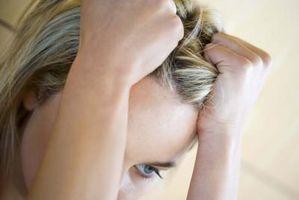 Cómo utilizar gotas de yodo para la pérdida de pelo