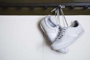Cómo Upcycle Zapatos con marcadores