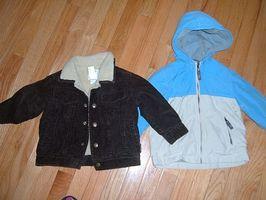 Cómo comprar ropa de Marca niños en un descuento