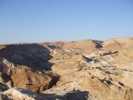 Lista de Recursos Naturales de Israel