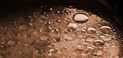 Cómo separar aceite y el agua para las Especias