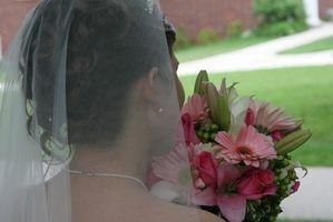 Peinados de novia diferentes