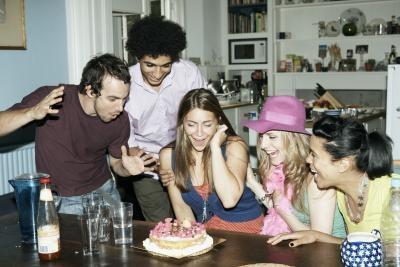 Ideas torta divertidas