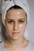 Efectos de alquitrán de hulla en la piel sensible