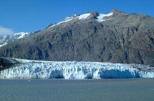 ¿Cómo puedo campamento con un RV en Alaska?