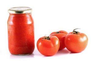 Cómo pelar un tomate en el microondas