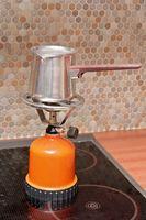 Datos sobre las estufas de combustible para cocinar