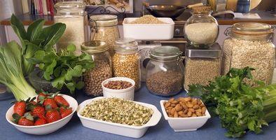 Los alimentos que contienen estatinas