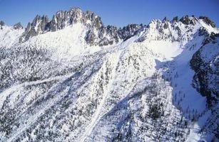 El clima en el Pacific Crest Trail en Washington