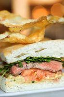 Cómo hacer un sándwich más interesante