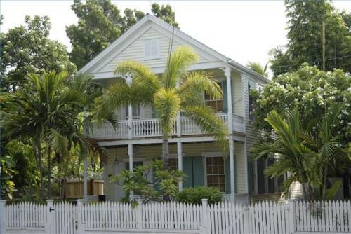 Cómo alquilar una casa de vacaciones asequibles en Key West