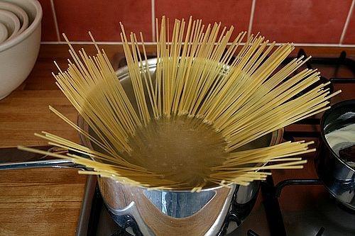 Cómo hacer una buena salsa de carne espagueti