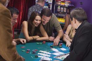 Nevada y línea del Estado de California casinos