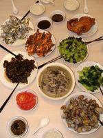 Como calcular las raciones de comida china para una fiesta familiar