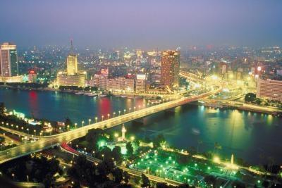 La diferencia horaria entre El Cairo y Beijing